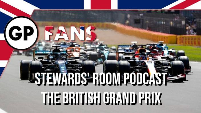 Hamilton-Verstappen British GP verdict - GPFans Stewards' Room Podcast