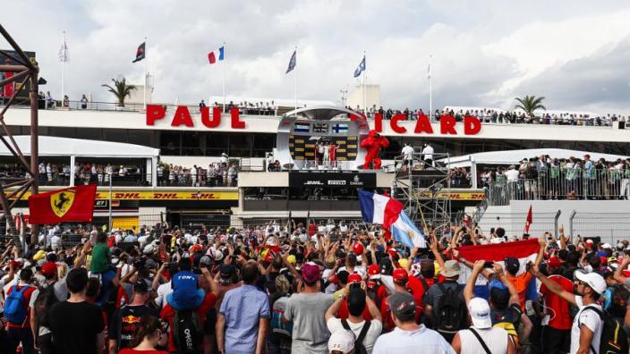 Dit is het tijdschema voor de Grand Prix van Frankrijk