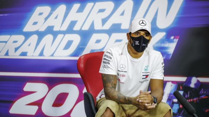 """Coronel over toekomst Hamilton: """"Mercedes heeft hem niet meer nodig"""""""