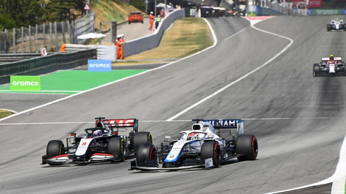 "Russell kan gaan racen: ""Haas en Alfa Romeo binnen schootsafstand"""