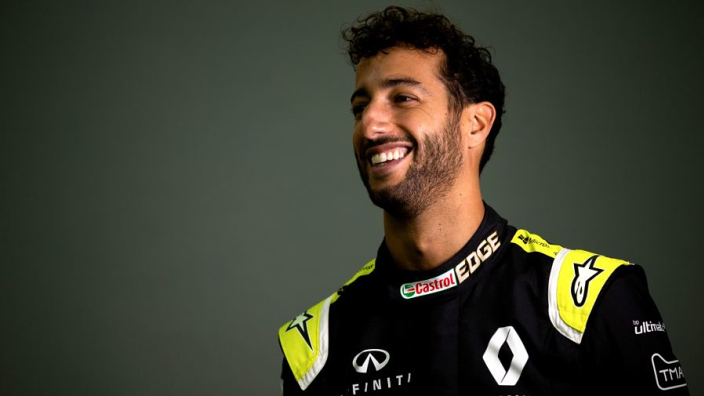 Ricciardo: Experience makes things easier at Renault