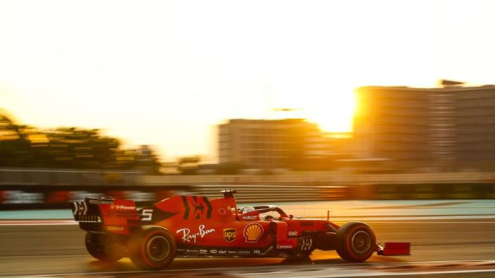 Chassis Ferrari blijft overeind na crashtests