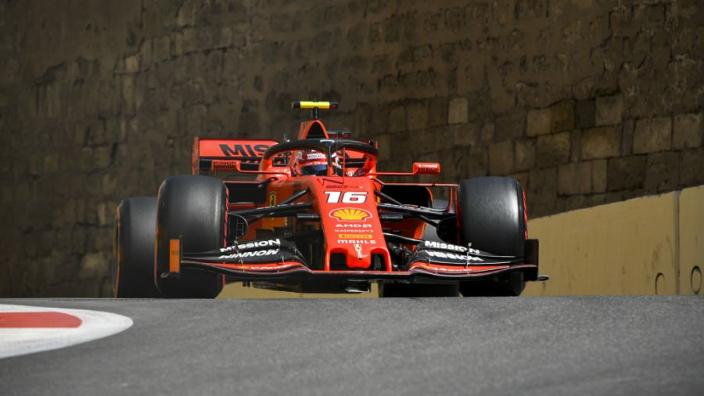 EL3 - Leclerc, candidat naturel à la pole position