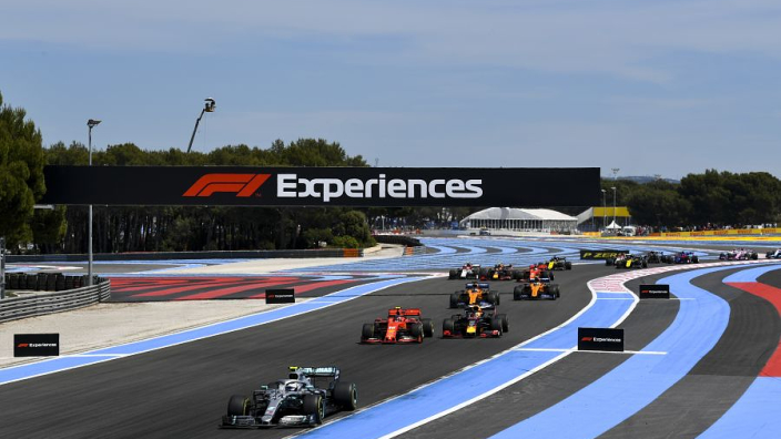 French GP promoters apologise to fans for late F1 date change