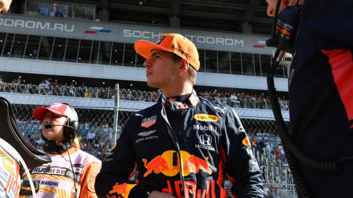 Verstappen: Liberty Media turning F1 into WWE