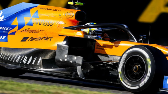 Another new partner for McLaren ahead of 2020 season