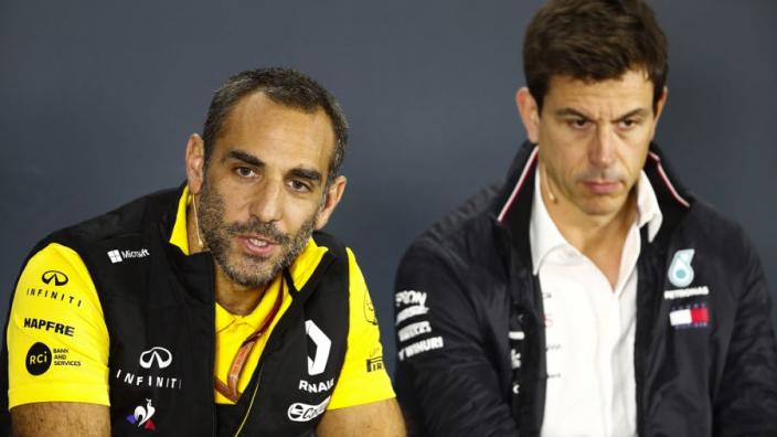 Renault hield zich niet aan afspraak met Mercedes: Ocon dupe van komst Ricciardo
