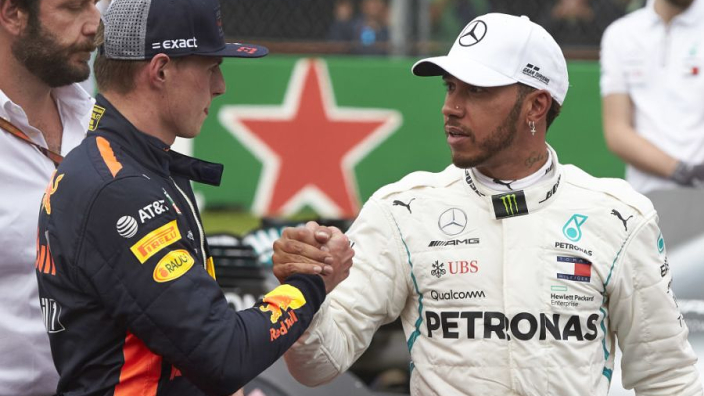 Hamilton expecting stiff challenge from Red Bull and Ferrari in Baku