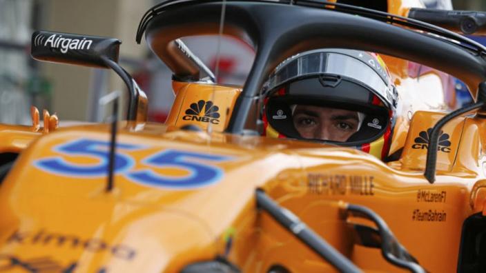 """Carlos Sainz: """"Doel is om jaren bij McLaren te blijven"""""""