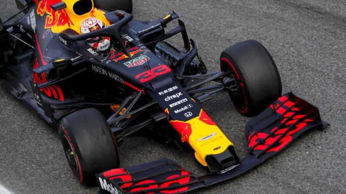 Honda warn Verstappen power outage could repeat in Singapore