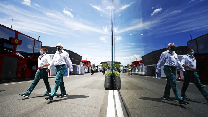 Aston Martin success not determined by F1 titles - owner Stroll