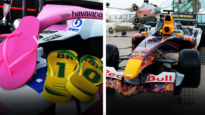 De meest controversiële en bijzondere sponsors in de Formule 1