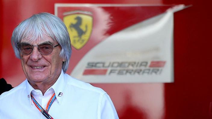 Ecclestone: 'Ferrari kan voorkomen dat Toto Wolff de baas van Formule 1 wordt'