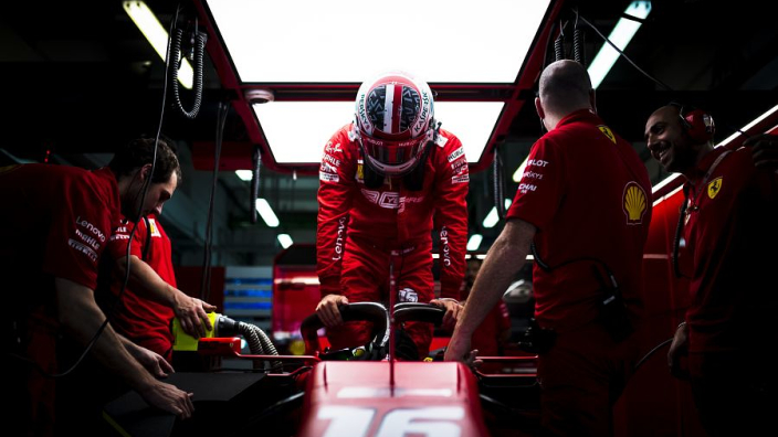 'Nieuwe kleur en details voor auto van Ferrari'