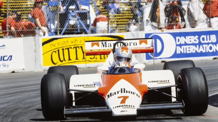 Was this Formula 1's greatest drive?