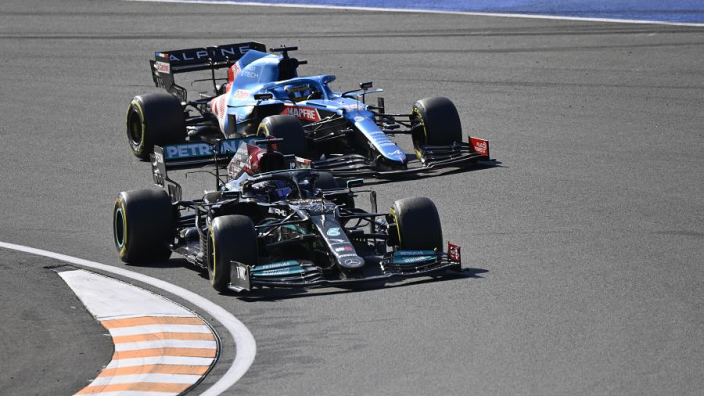 Alonso dismisses Marko's Hamilton suggestion in F1 title fight