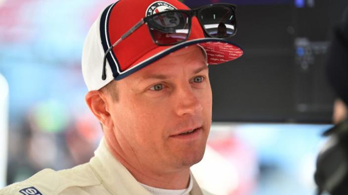 """Kimi Räikkönen: """"Zijn nog niet helemaal waar we willen zijn"""""""