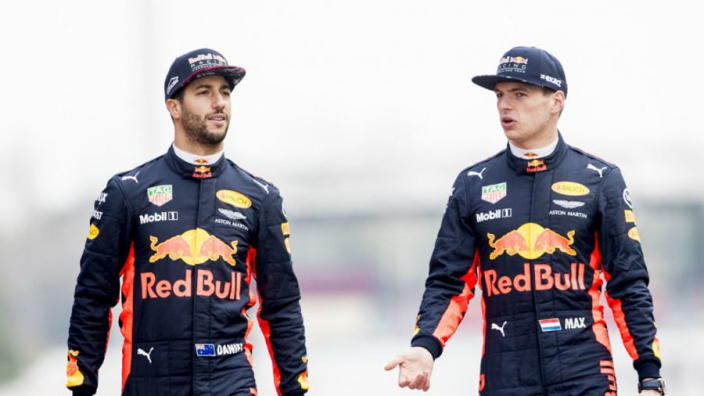 Red Bull target title sweep in 2018