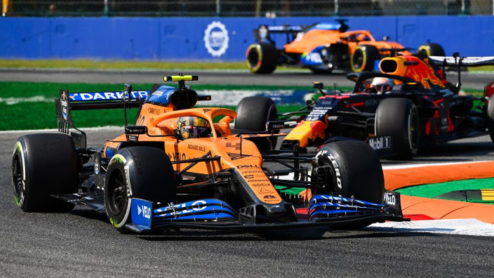 McLaren boss warns restricted developments could harm midfield battle