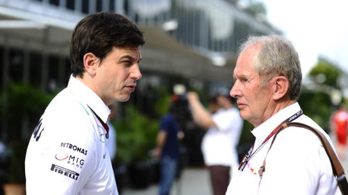 Wolff slaat terug na uitspraken Marko: 'Kijk naar de laatste zes jaar'