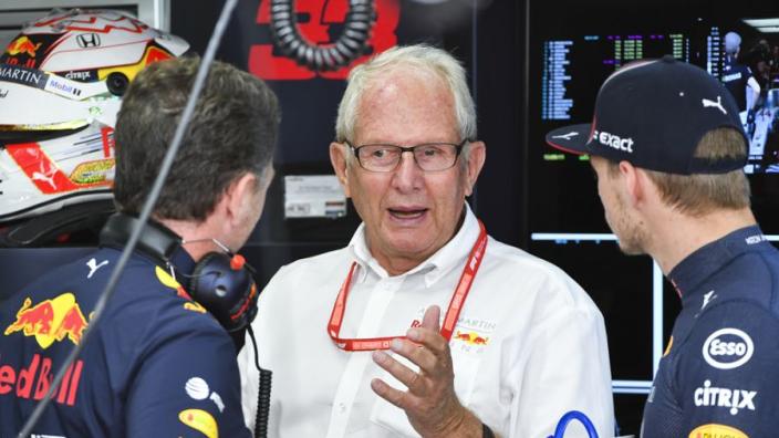 Marko: 'Na de Amerikaanse GP kijken we wie waar gaat rijden'