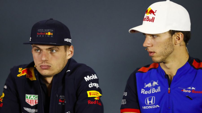 Pierre Gasly: 'Teamgenoot als Max is perfect'