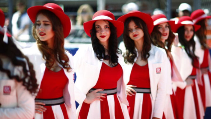 Grid Girls set to return in Russia in 2019