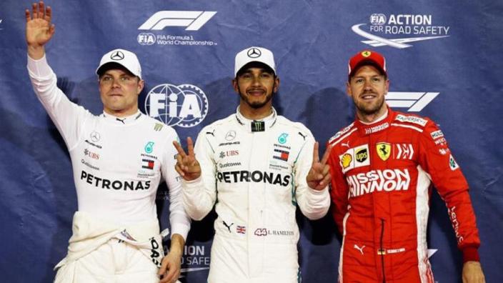 Vettel says Hamilton's Q2 lap ended Ferrari hopes