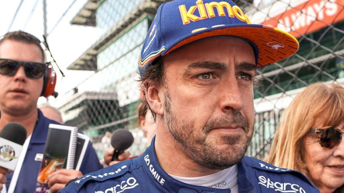 Alonso fails to qualify for Indy500 at first attempt