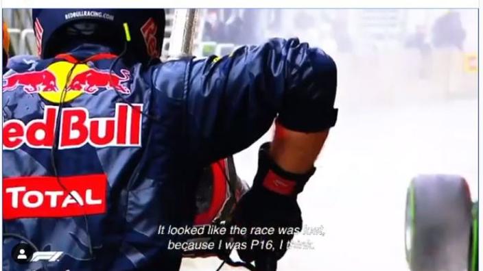 Wauw! Max Verstappen blikt in prachtige montage terug op Brazilië 2016