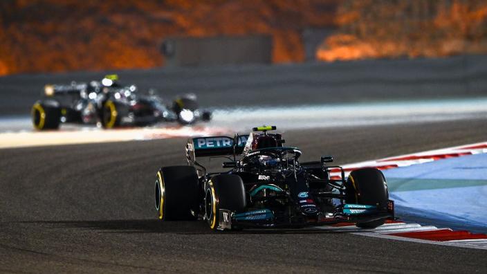Bottas rues Q1 error that cost Bahrain GP pole chance