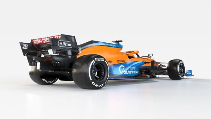 "Mercedes challenge this year ""unrealistic"" from McLaren"