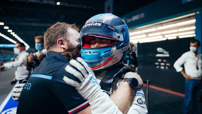 Nyck De Vries weer aan kop in Formule E-kampioenschap na sterk optreden in Londen