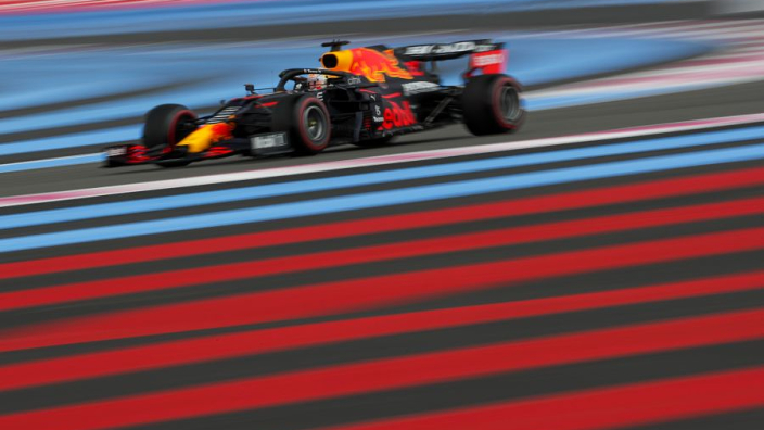 Verstappen aims to recoup Baku losses after securing French GP pole