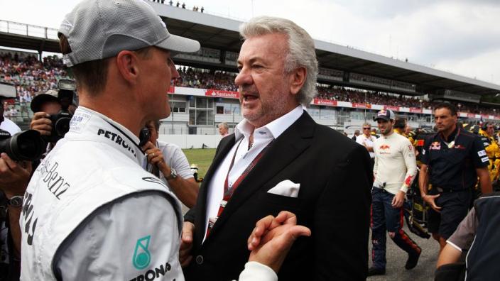 Voormalig manager uit onbegrip richting Schumacher-familie: 'Waar word ik voor gestraft?'
