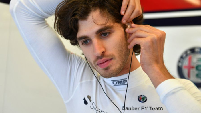 Ferrari bepaalt of Ericsson plaats moet maken voor Giovinazzi bij Sauber