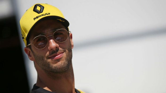 Ricciardo: Hamilton blocked me like Vettel blocked him