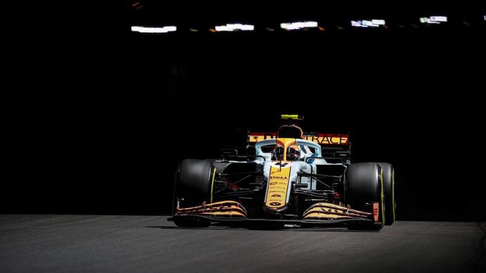 Norris vroeg om radiostilte in Monaco: 'Stressvol om Pérez in mijn spiegels te zien'