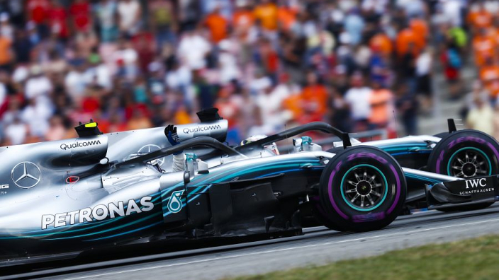 Hamilton insists Mercedes silver switch will 'make no difference' to equality push