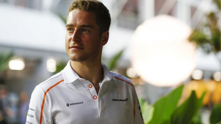 """Stoffel Vandoorne: """"Ik word simulatorcoureur bij Mercedes"""""""