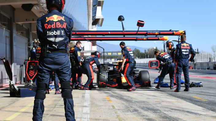 Red Bull raid Mercedes for first key appointment of new Powertrains department