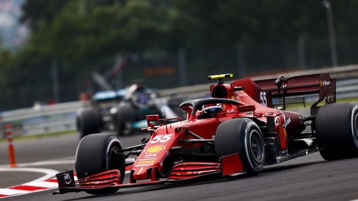 Sainz overwoog samen te werken met Alonso om Hamilton tegen te houden in Hongarije