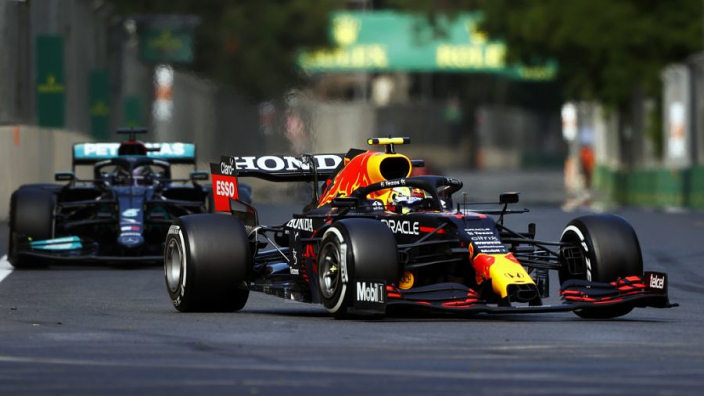 """Horner -""""World dropped from under us"""" with Verstappen blowout"""