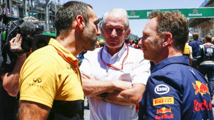 Abiteboul: 'Red Bull heeft vertrek Ricciardo zelf in de hand gewerkt'