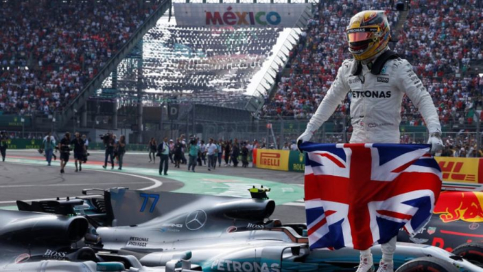 Hamilton set for title in Mexico - but not race win?