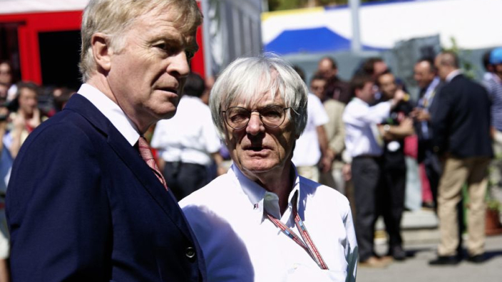 Max Mosley 'was like a brother to me' - Bernie Ecclestone
