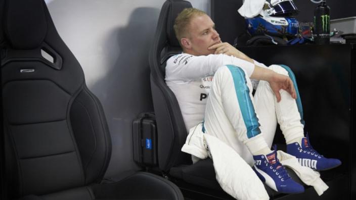 Sponsor Bottas trekt zich terug na 'zwak resultaat'