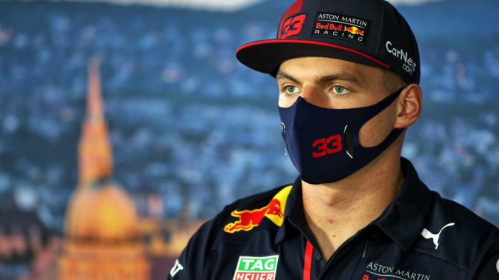 Max Verstappen: Second place feels like a victory