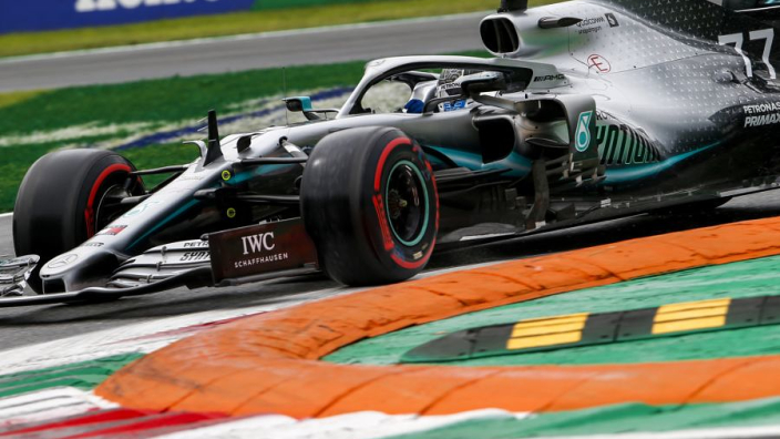 Bottas working with Mercedes to match Hamilton's racing