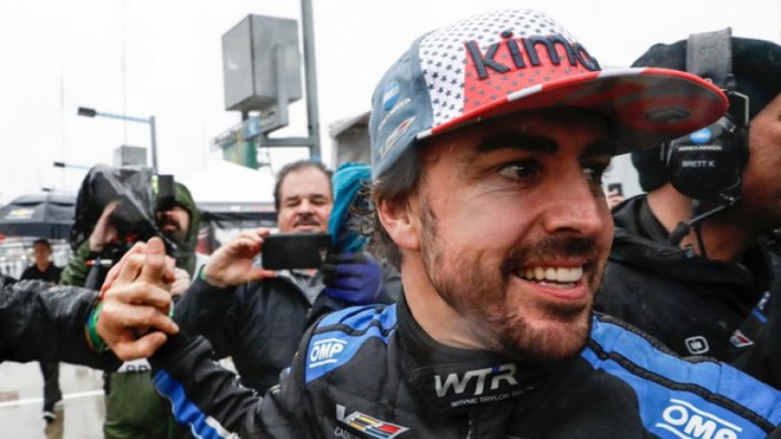 Alonso eyes F1 return for 'rest'